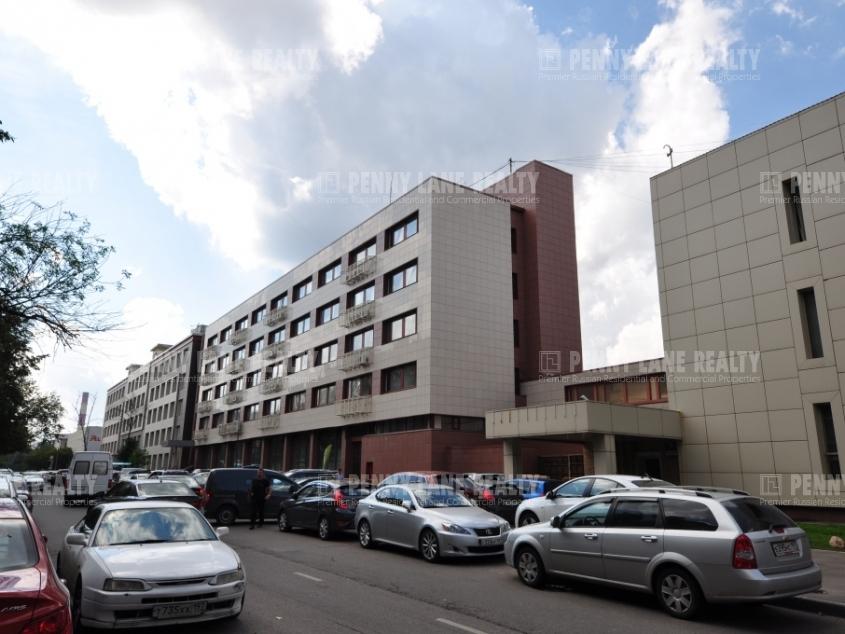 Лот № 4700, БЦ Донской, Аренда офисов в ЦАО - Фото