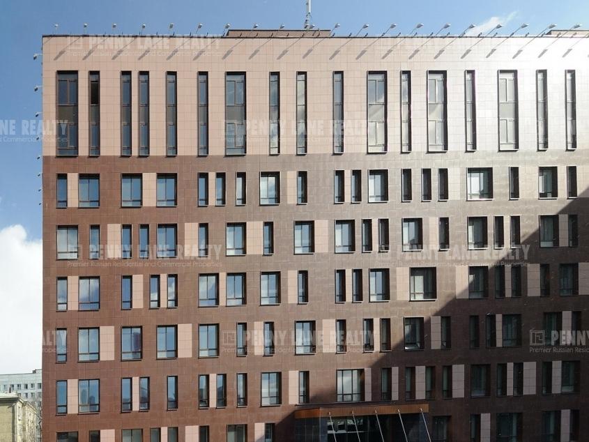 Лот № 3821, Бизнес-центр Саввинский, Аренда офисов в ЦАО - Фото