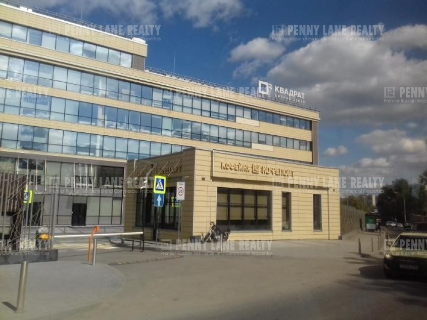 Лот № 4163, Бизнес-центр Квадрат, Аренда офисов в ЗАО - Фото