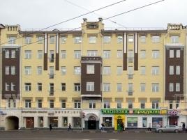 Лот № 7234, Деловой центр «Полянка 7», Продажа офисов в ЦАО - Фото