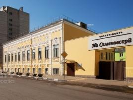 Лот № 6424, БЦ На Семеновской, Аренда офисов в ВАО - Фото