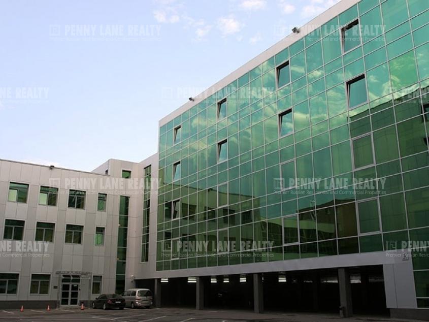 Лот № 7579, Бизнес-центр Дербеневская Плаза, Аренда офисов в ЦАО - Фото