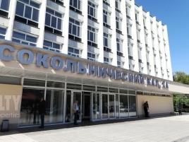 Лот № 5630, Офисно-административное здание Сокольнический Вал, 2а, Аренда офисов в СВАО - Фото 7