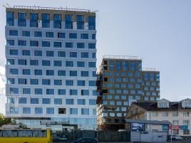 Лот № 14383, Бизнесцентр Danilov Plaza, Продажа офисов в ЮАО - Фото