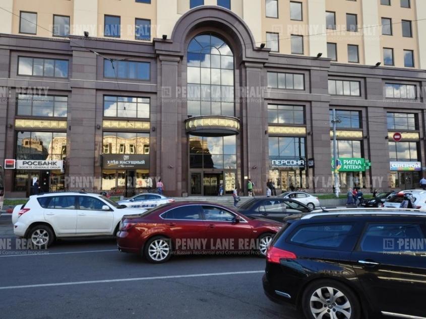 Лот № 5747, Бизнес центр Paveletskaya Tower, Аренда офисов в ЦАО - Фото