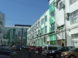 Лот № 6681, Бизнес-центр Ямское поле, Аренда офисов в САО - Фото