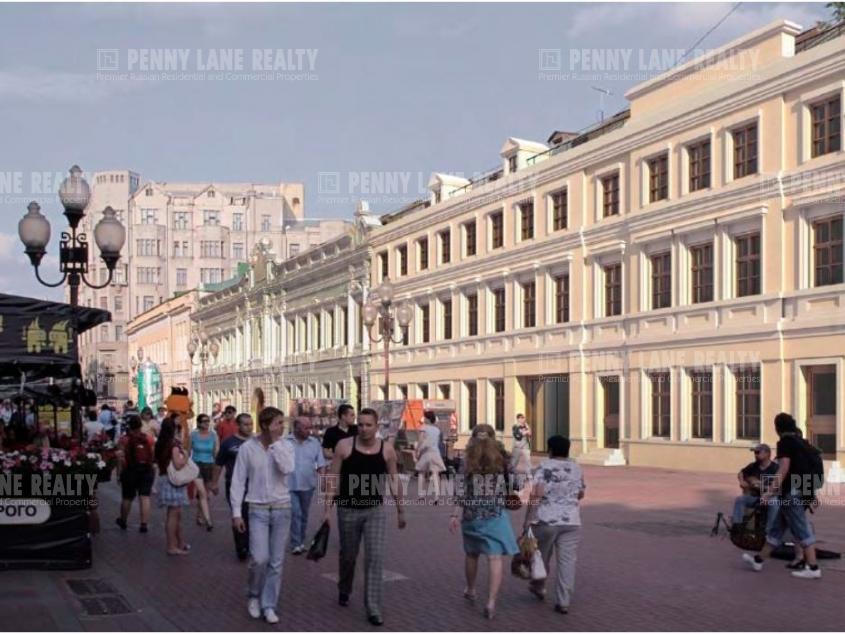 Лот № 7620, МФК на Арбатской, 39-41, Аренда офисов в ЦАО - Фото