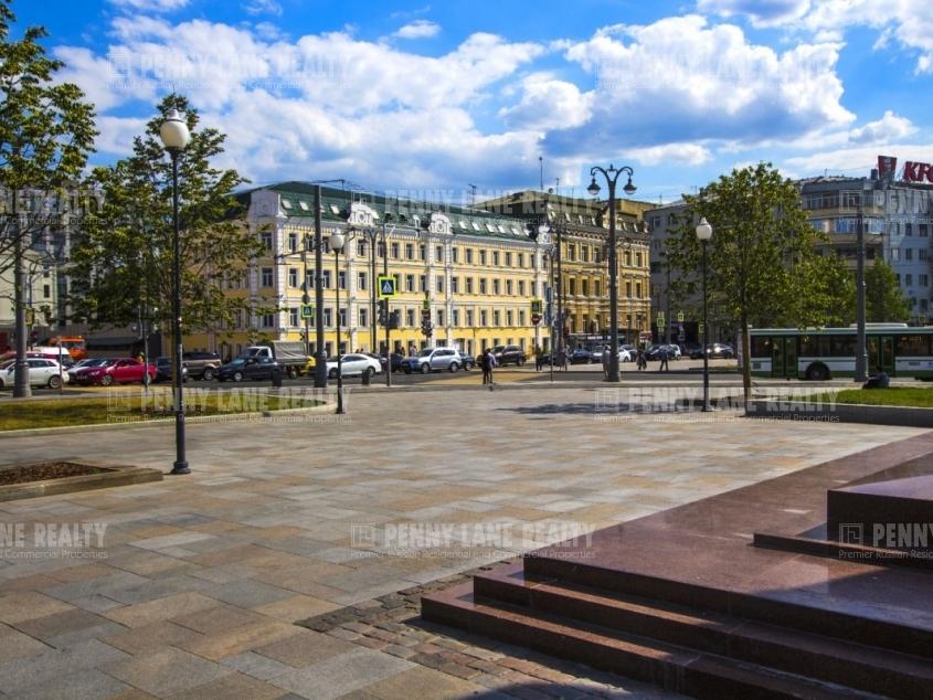 Лот № 14155, Торговый центр на Белорусской, Продажа офисов в ЦАО - Фото