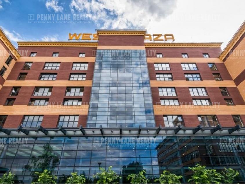 Лот № 5535, Бизнес-центр West Plaza, Аренда офисов в ЮЗАО - Фото