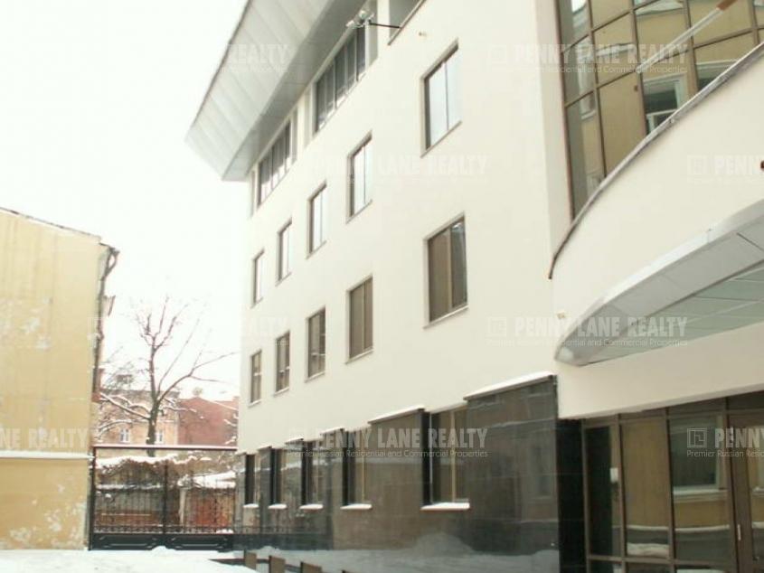 Лот № 1136, Офисный комплекс на Смоленской, Аренда офисов в ЮАО - Фото