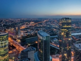 Лот № 13271, Москва-сити, Башня Федерация (Восток), Продажа офисов в ЦАО - Фото