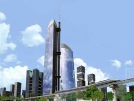 Лот № 2029, Москва-сити, Башня Федерация (Запад), Продажа офисов в ЦАО - Фото 1