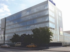 Лот № 3744, БЦ 1-й Красногвардейский, Продажа офисов в ЦАО - Фото 1