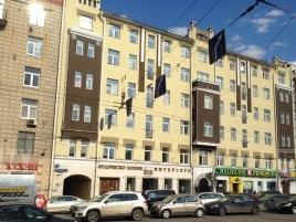 Лот № 4252, Деловой центр «Полянка 7», Продажа офисов в ЦАО - Фото 1
