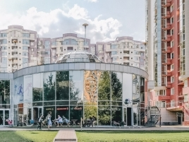 Лот № 4613, ОСЗ в ЖК «М-Парк», Продажа офисов в ЮЗАО - Фото 2