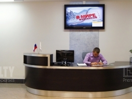 Лот № 4787, Бизнес-центр Алексеевская Башня, Аренда офисов в СВАО - Фото