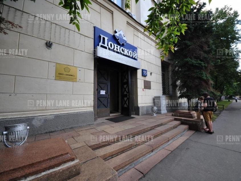 Лот № 4835, Бизнес-парк Донской, Аренда офисов в ЮАО - Фото