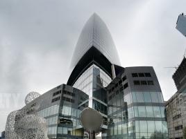 Лот № 4908, Москва-сити, Башня Федерация (Запад), Продажа офисов в ЦАО - Фото 1