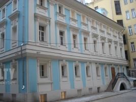 Лот № 5086, Особняк на М. Знаменском переулке, Аренда офисов в ЦАО - Фото