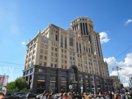 Лот № 5747, Бизнес центр Paveletskaya Tower, Аренда офисов в ЦАО - Фото 2