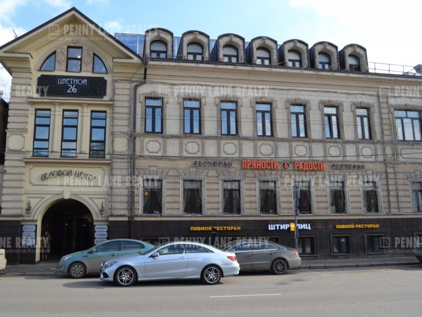 Лот № 6255, Клубная резиденция Цветной 26, Аренда офисов в ЦАО - Фото