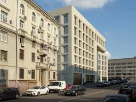 Лот № 6620, Комплекс апарт-резиденций BALCHUG RESIDENCE, Продажа офисов в ЦАО - Фото 3