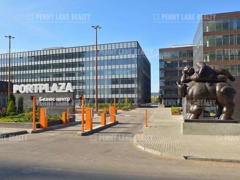 Лот № 7087, БЦ Port Plaza, Аренда офисов в ЮАО - Фото