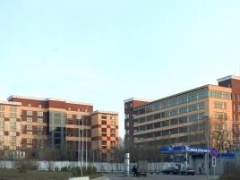 Лот № 9640, Бизнес-центр West Plaza, Продажа офисов в ЮЗАО - Фото 1