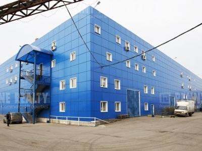 Аренда склада, метро Нагорная, Москва, площадь 729 м2, деление от 729 м2  фото №1