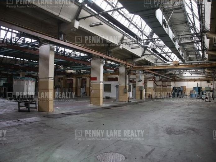 Производственные помещения в аренду, Рязанское шоссе, метро Дубровка, Москва1124 м2, фото №2