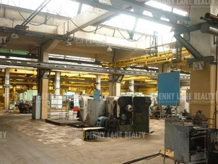 Производственные помещения в аренду, Рязанское шоссе, метро Дубровка, Москва1124 м2, фото №5