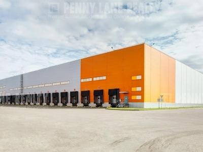 Аренда склада, Варшавское шоссе, Подольск, Московская область, площадь 17441 м2, деление от 2480 м2  фото №16