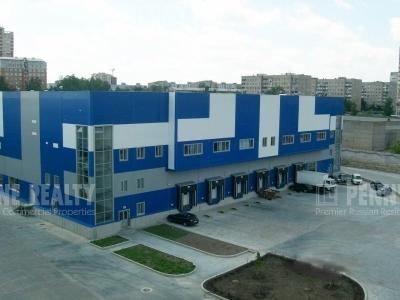 Аренда склада, Новорязанское шоссе, Лыткарино, Московская область, площадь 7293 м2, деление от 2100 м2  фото №1