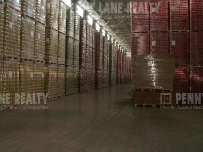 Аренда склада, Каширское шоссе, Житнево, Московская область, площадь 11659 м2, деление от 666 м2  фото №5