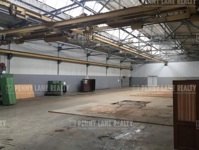 Производственные помещения в аренду, Волоколамское шоссе, метро Сходненская, Москва843 м2, фото №4