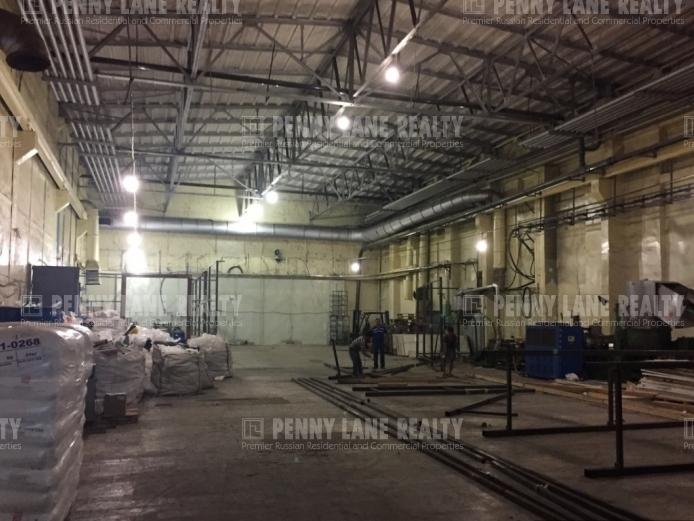 Производственные помещения в аренду, Волоколамское шоссе, метро Сходненская, Москва843 м2, фото №10