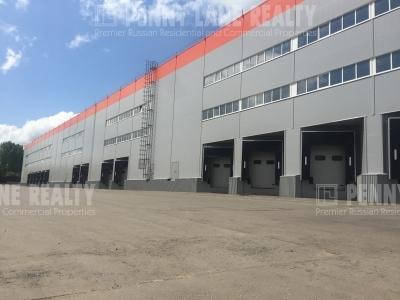 Аренда склада, Ленинградское шоссе, Клин, Московская область, площадь 12762 м2, деление от 2000 м2  фото №12