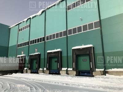 Аренда склада, Калужское шоссе, Московская область, площадь 2300 м2, деление от 2300 м2  фото №10
