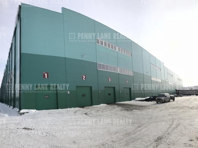 Аренда складских помещений, Калужское шоссе, Московская область2300 м2, фото №7