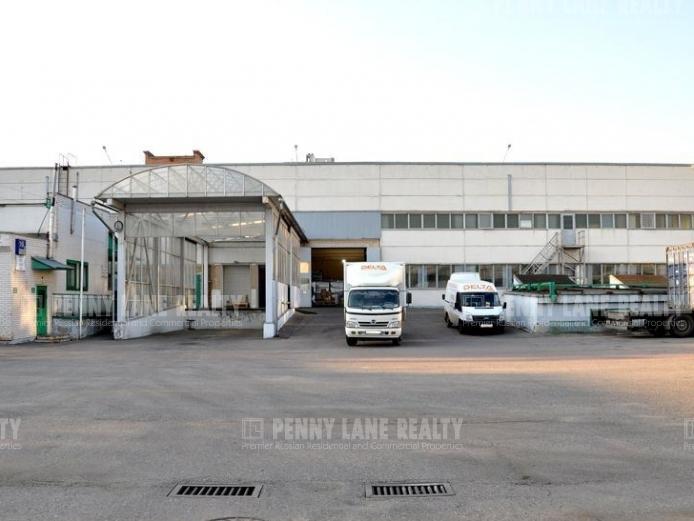 Аренда складских помещений, Каширское шоссе, метро Домодедовская, Москва2000 м2, фото №5