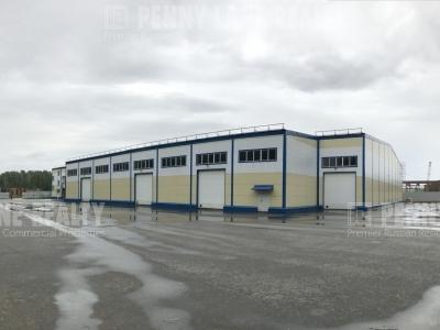 Аренда склада, Каширское шоссе, Горки Ленинские, Московская область, площадь 3000 м2, деление от 520 м2  фото №8