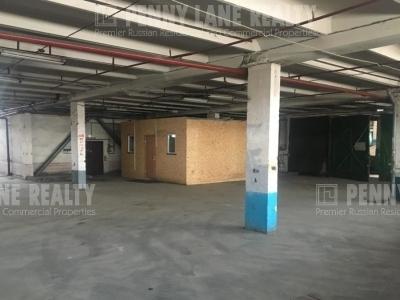 Аренда склада, Горьковское шоссе, метро Выхино, Москва, площадь 1100 м2, деление от 1100 м2  фото №14