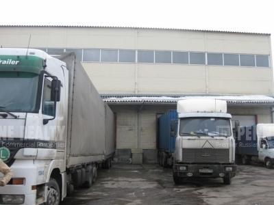 Аренда склада, Симферопольское шоссе, Щербинка, Московская область, площадь 2700 м2, деление от 2700 м2  фото №27