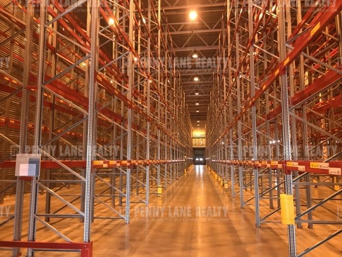 Аренда складских помещений, Симферопольское шоссе, Климовск, Московская область2300 м2, фото №11