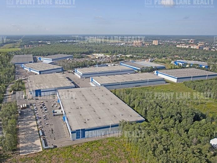 Аренда складских помещений, Симферопольское шоссе, Климовск, Московская область2300 м2, фото №4