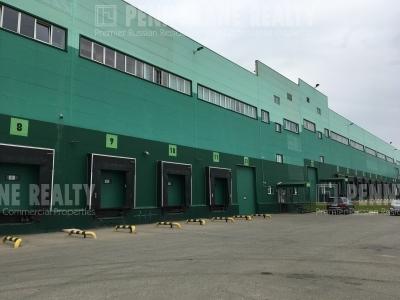 Аренда склада, Каширское шоссе, Домодедово, Московская область, площадь 22452 м2, деление от 1700 м2  фото №10