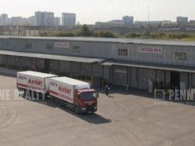 Купить склад, метро Печатники, Москва, площадь 5800 м2, деление от 2000 м2  фото №11