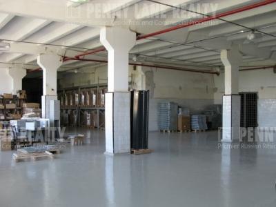 Аренда склада, Минское шоссе, метро Юго-Западная, Москва, площадь 1503 м2, деление от 672 м2  фото №28