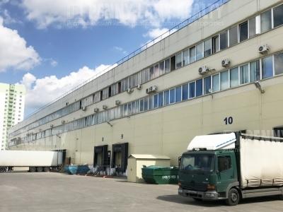 Аренда склада, Каширское шоссе, Заборье, Московская область, площадь 1320 м2, деление от 1320 м2  фото №3