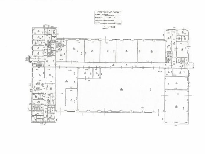 Производственные помещения в аренду, метро Шоссе Энтузиастов, Москва730 м2, фото №8